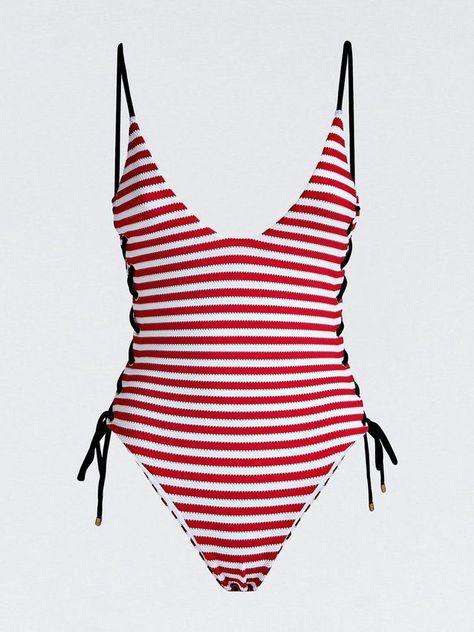 9a09828365 Maillot de bain 1 pièce : 20 maillots de bain une pièce qui nous font un  corps de naïade - Elle