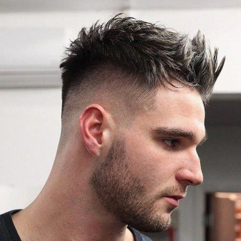 20 Uppercut Hairstyles For Men Uppercut Hairstyle Is Globally Recognized As One Of The Finest P Cool Hairstyles For Men Mens Hairstyles Short Mens Hairstyles