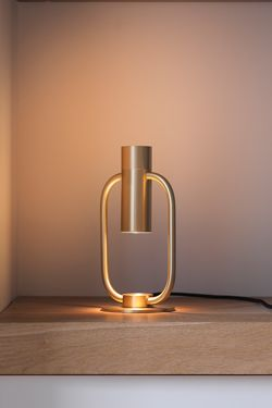 Lampe De Table Collection Storm Storm Lamp Style Cvl Luminaires Contemporary Lighting Made In France Massive Brass Ref 18110027 Lamp Architectural Lighting Fixtures Light Decorations