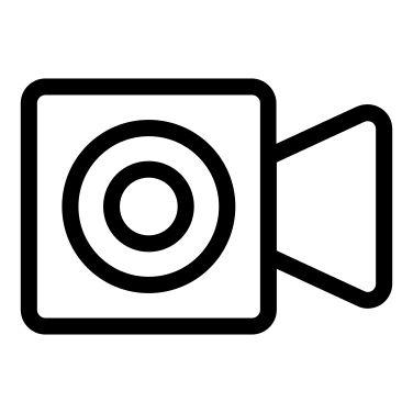 Facetime Free Icon Social Media Video Recording Video Recorder Video Calling Facetime Video Call Video Iphone App Design Iphone Icon App Icon