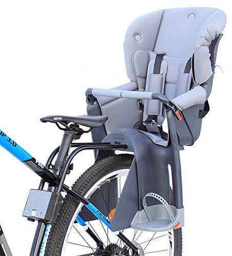 Cyclingdeal Bicycle Kids Child Rear Baby Seat Bike Carrier Usa Standard With Adjustable Seat Rest Height Bike Bicycle Seats