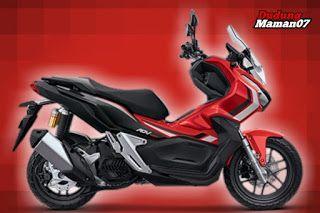 Honda Adv 150 Launch In Philippines Skuter Honda Motor