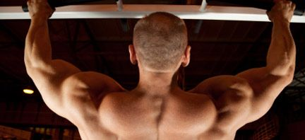 Build your back with one of the best pulling exercises known to man.