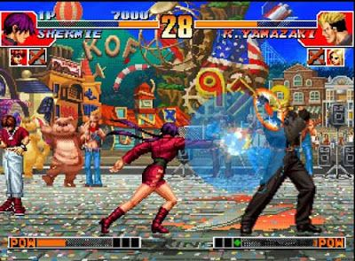 The King Of Fighters 97 Mod King Of Fighters Fighter Top Software