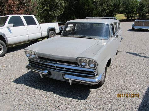 1960 Rambler Cross Country Super Station Wagon for sale by Owner - Mcalester, OK…