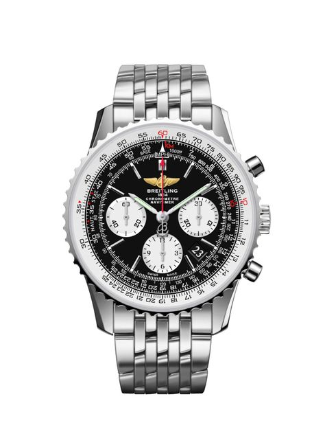 #Breitling Navitimer Stainless Steel #Watch