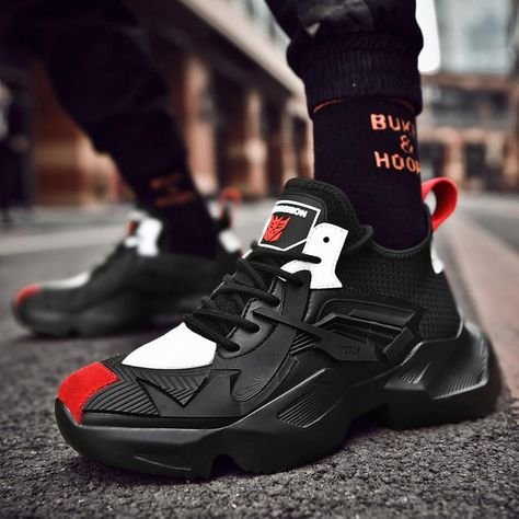 2019 Kanye Platform Sneakers | Sneakers fashion, Dad shoes