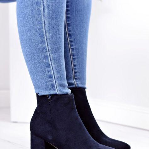 658f40e7f3fc damske-semisove-clenkove-topanky-hrubom-vysokom-podpatku-zips-modrej-farbe-ciernou-podrazkou  (1)