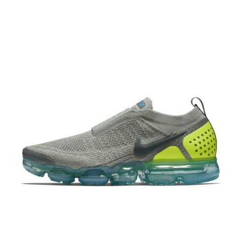 Nike Air VaporMax Flyknit Moc 2 Shoe Olive | Nike shoes