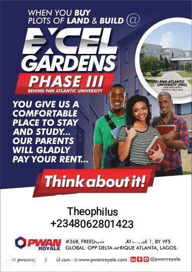 Genuine Properties Made Easy In Nigeria Excel Gardens Phase 3 Lagos Lagos Excel Student Hostel