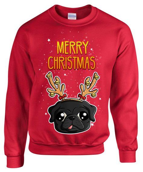 Merry Christmas!! The PointlessBlog Nala Christmas Jumper is