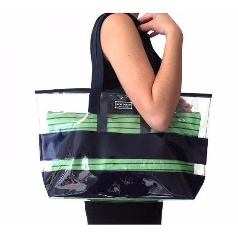d4ceac854 Bolsa feminina Modelo praia Alças em material sintético Acompanha esteira  de palha Material: tela Marca: Bossa Nossa … | modas praia | Tasch…