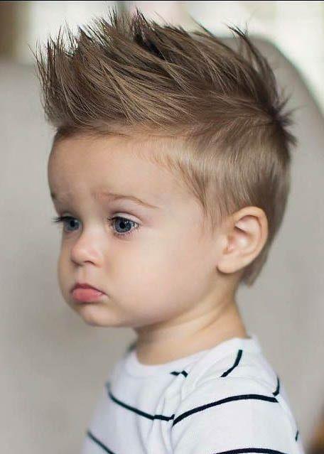 60 Cute Toddler Boy Haircuts Your Kids Will Love Erkek Bebek