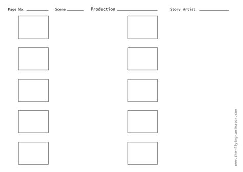 how to layout a book how to make a storyboard before a house is - magazine storyboard