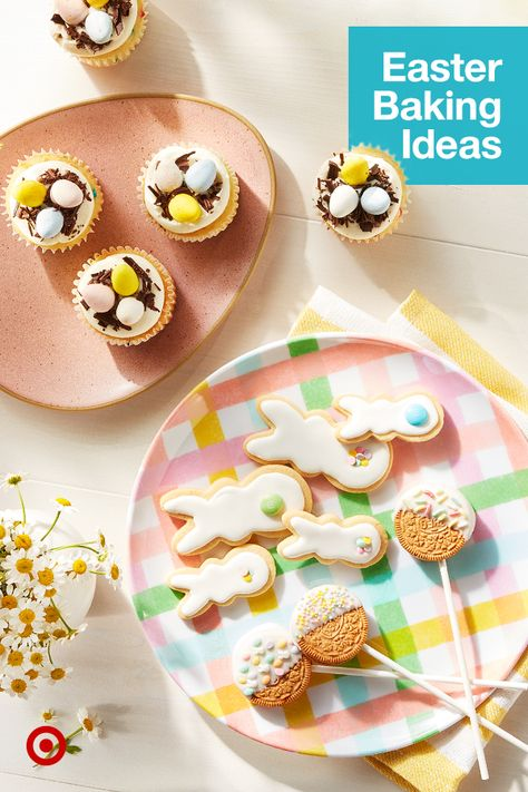 Prep for a sweet celebration with Easter desserts, treats, cookies  other baking ideas for your family  friends.