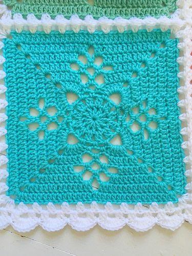 2 Inconceivable Crochet A Solid Granny Square Ideas Quadrados De Croche Cobertores De Crochê Quadradinhos De Croche