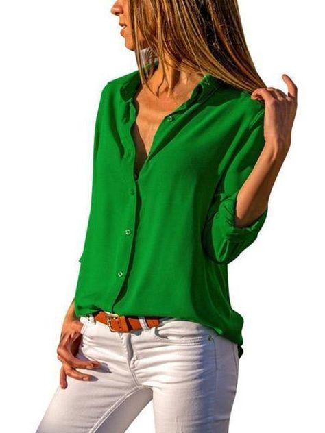 Chemisiers et blouses G Anica Chemise Femme Chemisier