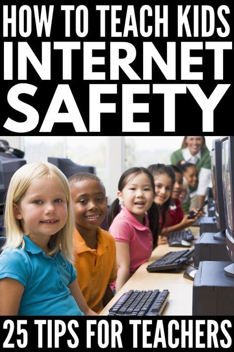 Internet Safety For Kids Looking For Tools To Teach Children About Internet Safety With 25 L In 2020 Internet Safety For Kids Internet Safety Teaching Online Safety