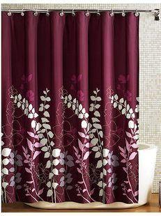 curtains burgundy curtains shower curtain