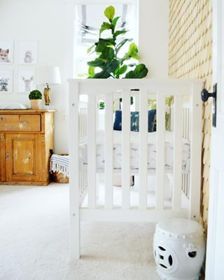 Love This View Of The Treehouse Nursery I Did For The