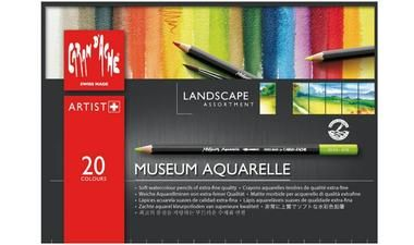 Caran d/'Ache Museum Aquarelle Watercolour PencilsDrawing SketchingAll Sets