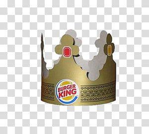 Aesthetic Grunge Brown Burger King Crown Transparent Background Png Clipart Burger King Crown Crown Illustration Kings Crown