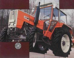 Steyr 980 Super Steyr Tractors Monster Trucks
