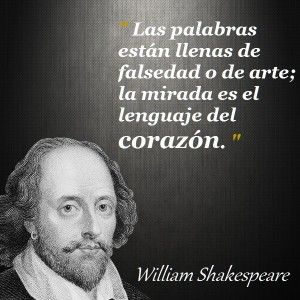 William Shakespeare Frases Y Pensamientos9 William