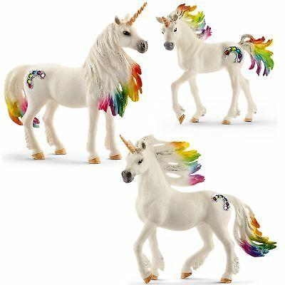 Schleich Rainbow Unicorn Family Unicorn Schleich Unicorn Walking Horse