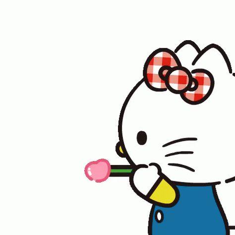 Resultado De Imagem Para Hello Kitty Gif Hello Kitty Gif De