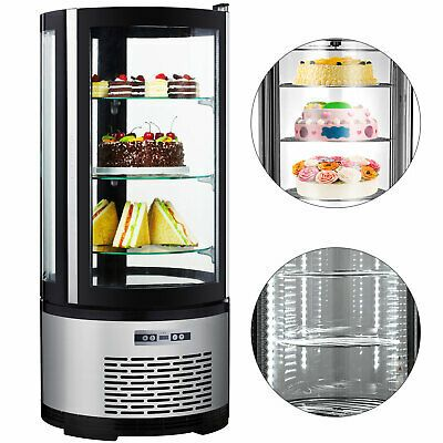 Ad Ebay Url Commercial Display Refrigerator Bakery 3 5cu Ft
