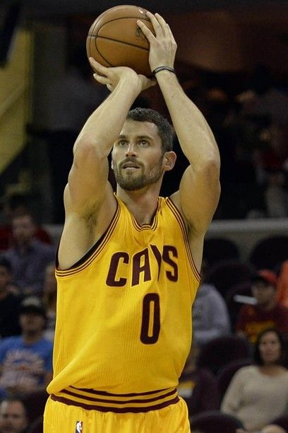 Kevin Love, Cleveland