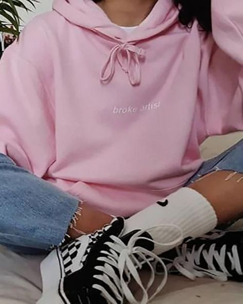 Brief Letter Long Sleeve Hooded Sweatshirt – isabeliris