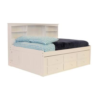 Three Posts Baby Kids Granville Twin Platform Bed With Trundle And Drawers Reviews Wayfair Bed Twin Platform Bed Trundle Bed