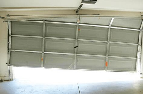 How To Balance Your Garage Door Without Going Crazy Interior Decor