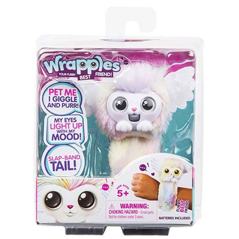 Little Live Wrapples Luna Cool Gifts For Kids Christmas Gifts For Girls Little Live Pets