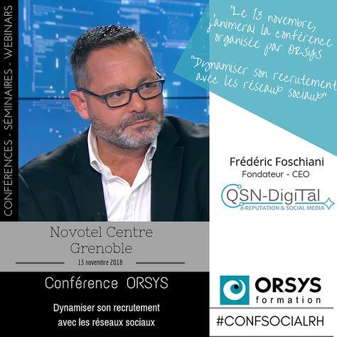 *Conférence* / « Dynamiser son recrutement avec les réseaux sociaux