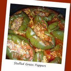 4 5 Recipe Pressure Cooker Stuffed Peppers Pressure Cooker Recipes Stuffed Peppers