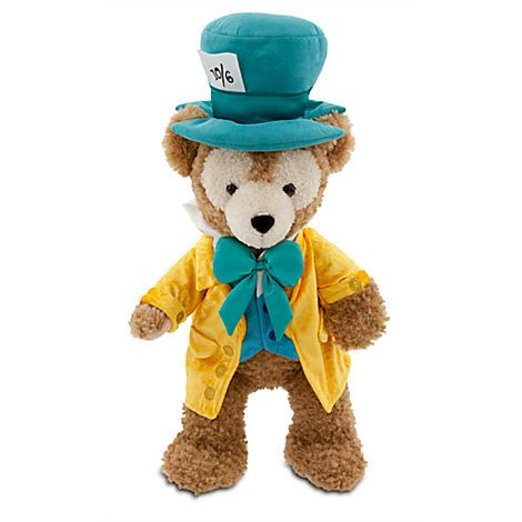 Duffy the Disney Bear Mad Hatter Costume - My mom would love it!!!