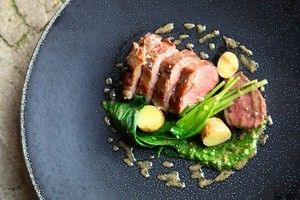 Want to cook perfect spring lamb? Michelin-star chef David Everitt-Matthias shares his recipe | Gloucestershire Echo