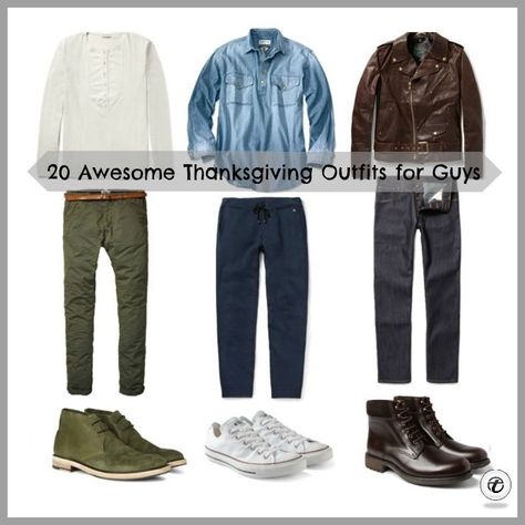 2018 Men\u0027s Thanksgiving Outfits,30 Ways to Dress on