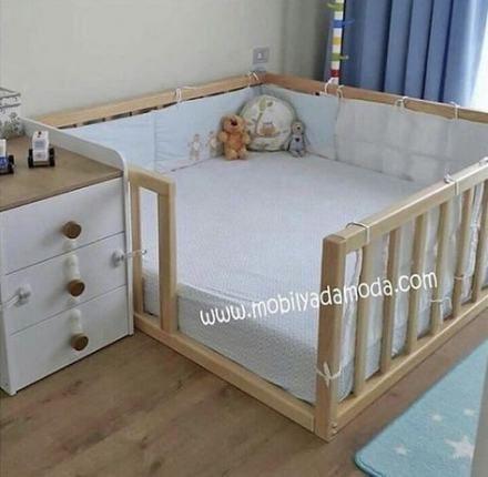 35 Ideas Diy Baby Crib Ideas Girl Rooms Diy Toddler Bedroom