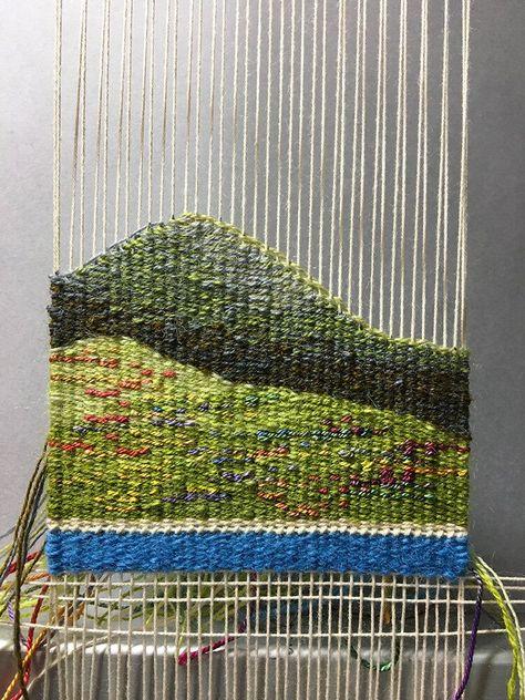 Weaving about the Cameron Peak Fire, Part 2 — Rebecca Mezoff