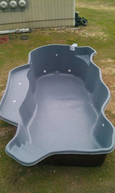 Inground Fiberglass Swimming Pools 14x25 4 X6 12 000 Colors Available Save Ebay Fiberglass Swimming Pools Fiberglass Pools Swimming Pools