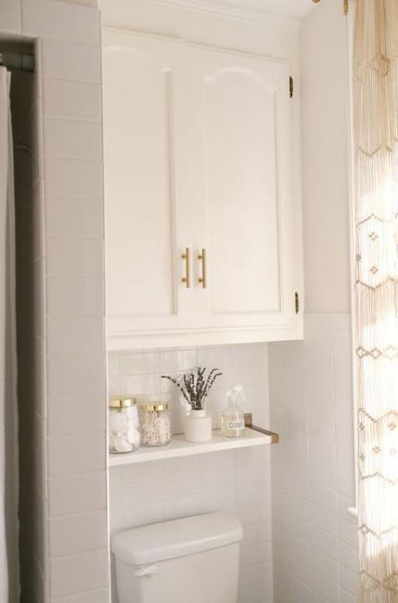 45 Ideas For Bath Room Cabinets Over Toilet Baskets Bath Beauty Nails Acrylic Bathroom Storage Over Toilet Guest Bathroom Diy Bathroom Storage