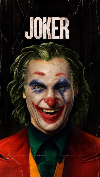 Joker Laughing 2019 Joaquin Phoenix 8k Hd Mobile Smartphone