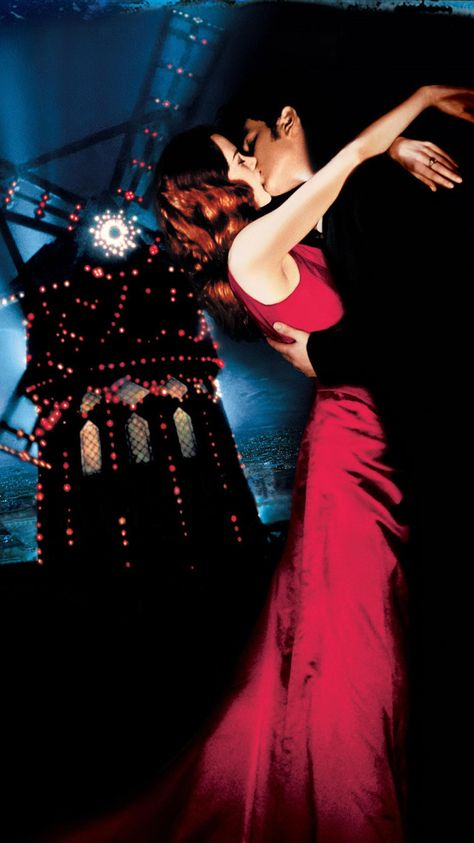 Moulin Rouge! (2001) Phone Wallpaper | Moviemania