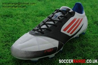 adidas F50 adiZERO TRX - Botas de fútbol, cuero, 7 UK