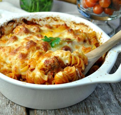 Dump and Bake 5-Ingredient Meatball Casserole - Quick Dinner Ideas for Nights When You Just Can't - Photos