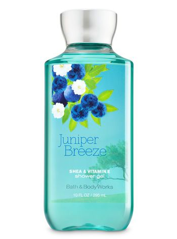 Signature Collection Juniper Breeze Shower Gel Shower Gel Bath